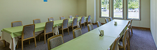 Hanazono Golf Course - Meeting Room